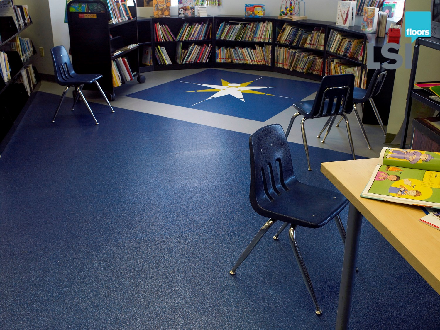 Recycled Material in Eco-Friendly Vinyl Tiles recycled vinyle flooring